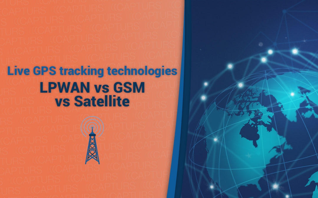 Live GPS tracking technologies, LPWAN vs GSM vs Satellite